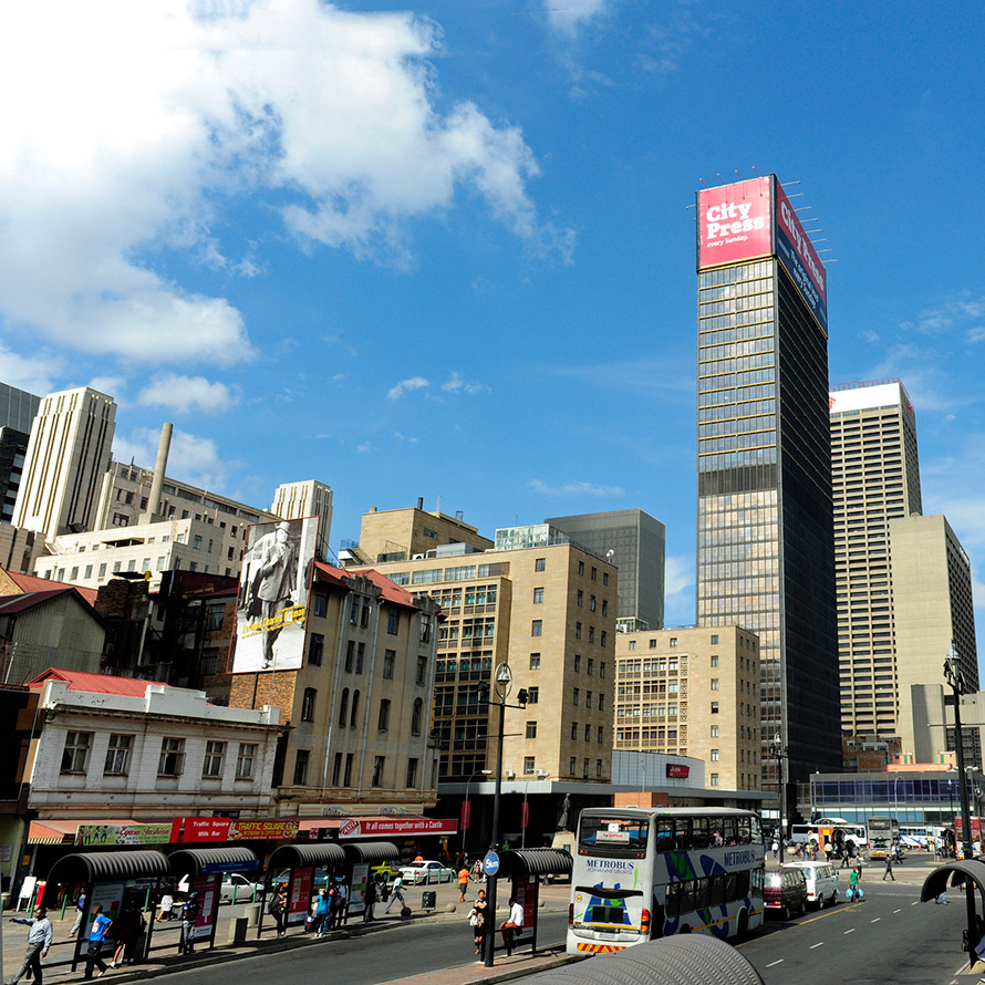 Johannesburg, a city also known as Joeys, Jozi and Egoli. (South African Tourism / CC BY 2.0)