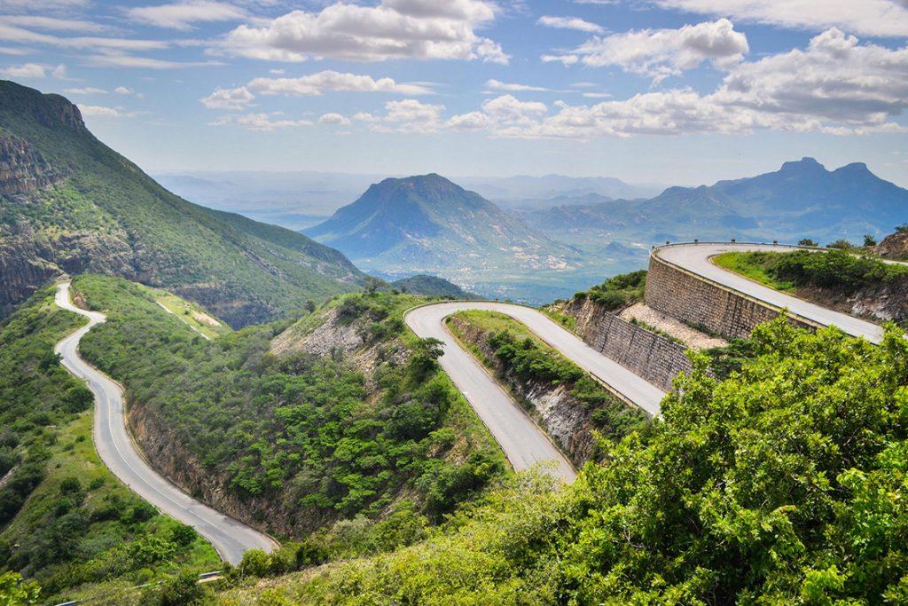 Africa: Angola's Serra da Leba high mountain pass