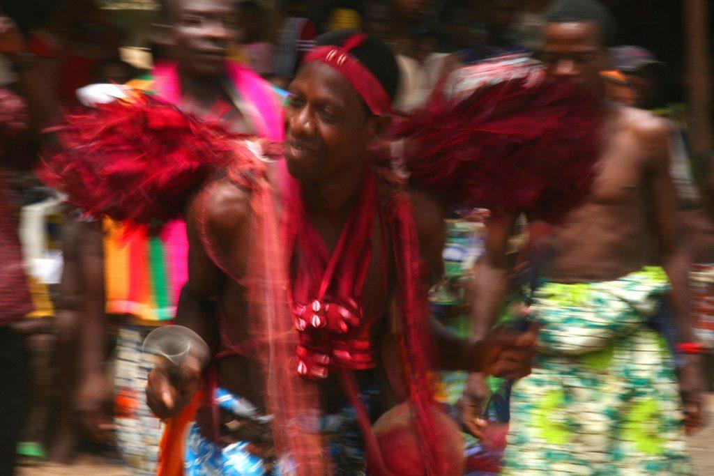 Africa: Vodun dance in Benin