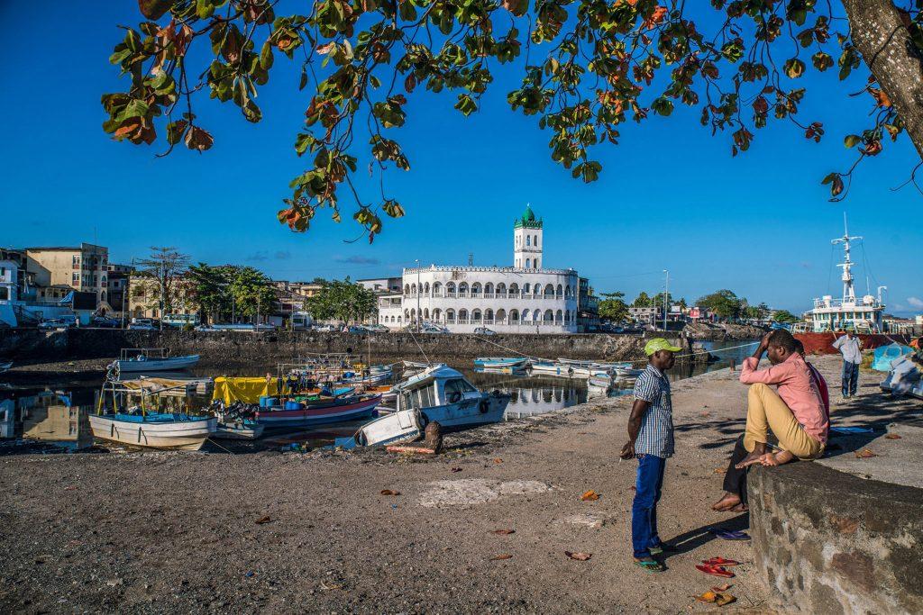 Africa - Comoros